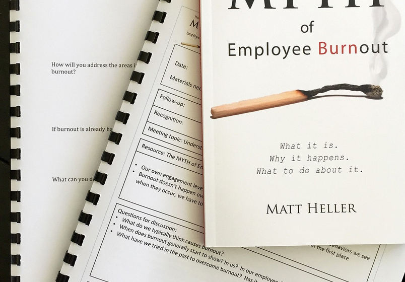 The Myth of Employee Burnout Training Program